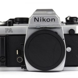 Nikon FA – BA
