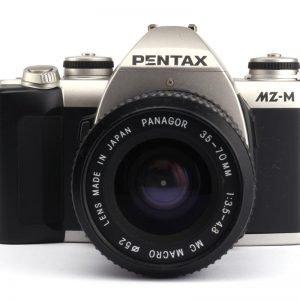 Pentax MZ-M – Panagor 35-70mm F.3.5-4.8