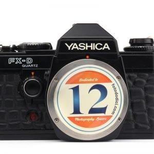 Yashica FX-D Quartz – D