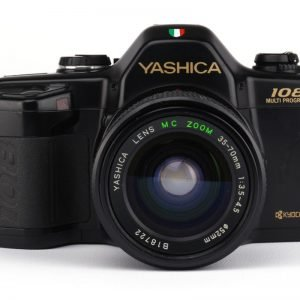 Yashica 108 MP – 35-70mm F.3.5-4.5 – B+B