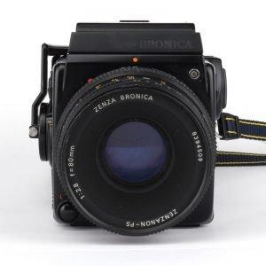 Zenza Bronica SQ-B – Zenzanon PS 80mm