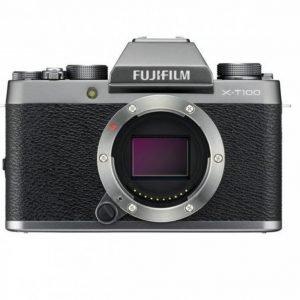 Fujifilm X-T100 Silver – Garanzia Fujifilm Italia