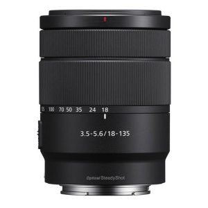 Sony 18-135mm F3.5-5.6 OSS – Garanzia Sony Italia