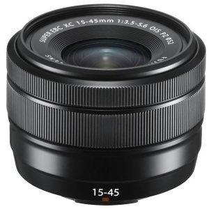 Fujinon XC15-45mm F3.5-5.6 OIS PZ – Garanzia 2 anni Fujifilm Italia