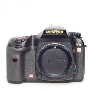 Pentax K10