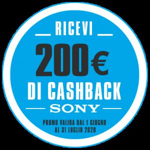Sony a7III – Garanzia 2+1 Italia – Cashback 200€ o 300€