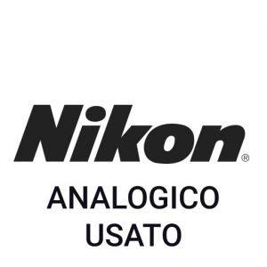 Nikon Analogico Usato