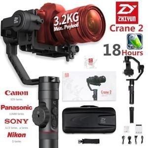 Zhiyun Crane 2 + Follow Focus (Mechanical)