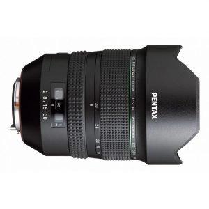 PENTAX HD D-FA 15-30 mm F/2,8 ED SDM WR (Zoom x FF) – Garanzia Fowa