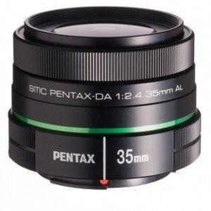 Pentax SMC DA 35mm f/2.4 AL ( OB.Standard x APS-C) – Garanzia Fowa