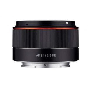 Samyang AF 24mm F2.8 FE Attacco Sony E – Garanzia Fowa