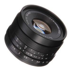 7artisans 50mm f/1.8 APS-C