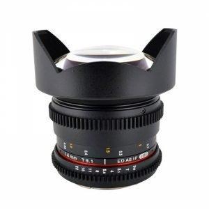 Samyang 14mm T3.1 ED AS UMC VDSLR – Garanzia Fowa Cine Lens