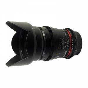 Samyang 35mm T1.5 AS UMC – Garanzia FOWA ITALIA 4 anni