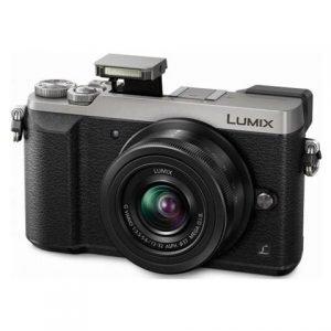 Panasonic Lumix GX80 Silver con 12/32  Garanzia 4 anni  Fowa Italia