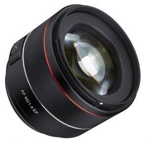 Samyang AF 85mm F1.4 EF (Per Canon) – Garanzia Fowa
