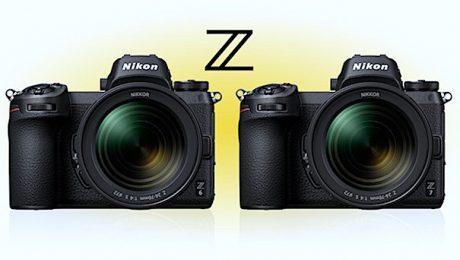 Nikon Z series mirrorless