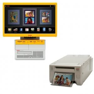 Kodak O.S.G4 XL Ref + Printer 305 5R
