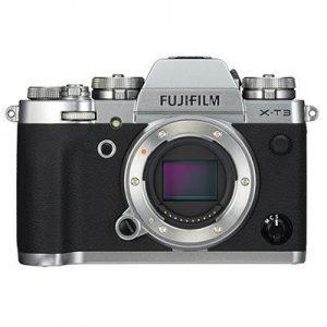 Fujifilm X-T3 Silver – Garanzia Fujifilm Italia