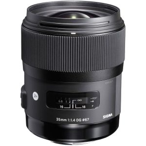 Sigma 35mm f/1.4 DG HSM Art – Garanzia M-Trading