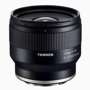Tamron 24 f 2.8 DI III OSD M 1 : 2 x Sony – Garanzia Italia -10% fino al 30/11/20
