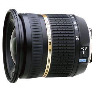 Tamron SP 10-24mm F/3.5-4.5 Di II LD – Garanzia Italia -10% fino al 30/11/2020