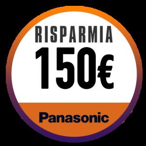 Panasonic Lumix DMC-G80 con 12/60  Garanzia Fowa Italia