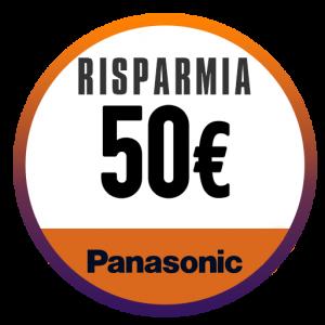 Panasonic Lumix GX80 Garanzia 4 anni Fowa Italia