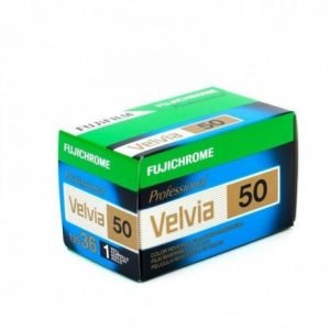 Fuji Velvia 50RVP 35mm