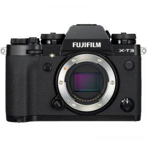 Fujifilm X-T3 Black – Garanzia Fujifilm Italia