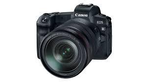 Canon EOS R + Mount Adapter EF-EOS R + RF24/105 F 4 L IS USM  Garanzia Canon Italia
