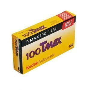 Kodak T-MAX 100/120 ( 5 Rullini )