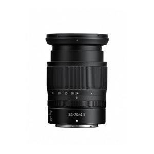 Nikkor Z 24-70mm f/4 S – Garanzia Nital 4 anni