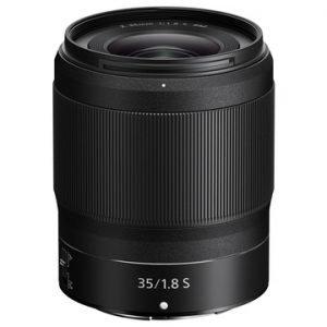 Nikkor Z 35mm f/1.8 S – Garanzia Nital 4 anni