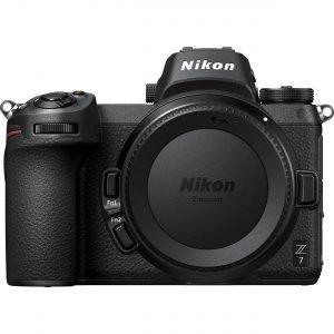 Nikon Z7 – Garanzia Nital