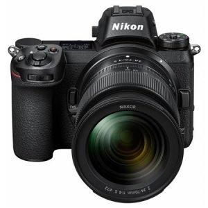 Nikon Z6 + Nikkor Z 24-70mm f/4 S Garanzia Nital