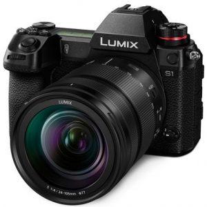 Panasonic LUMIX S1 + 24/105 – Garanzia 4 anni Fowa – SCONTO IN CASSA 1000€