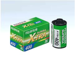 Fujifilm Superia X-Tra 400 ( 1 Rullino )