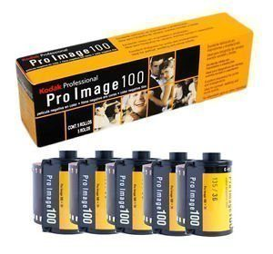 Kodak Pro Image 100 ( 5 Rullini )