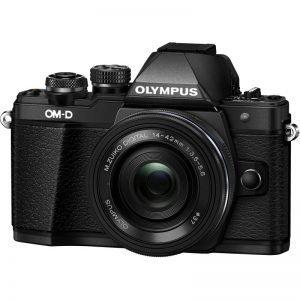 Olympus OM-D E-M10 Mark II (Black) con 14/42 EZ Pancake – Garanzia Polyphoto Italia