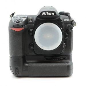 Nikon D200 con Impugnatura