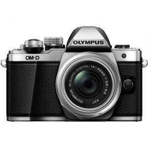 Olympus OM-D E-M10 Mark II (Silver) con 14/42 IR – Garanzia Polyphoto Italia