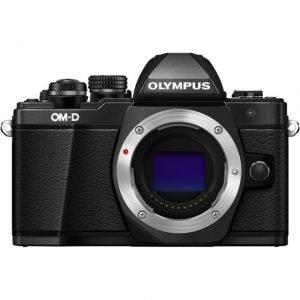 Olympus OM-D E-M10 Mark II (Black)- Garanzia Polyphoto Italia