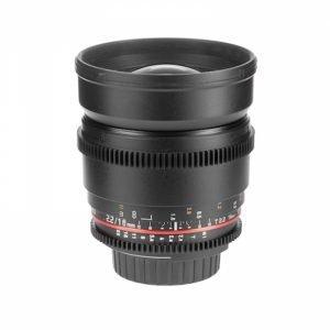 Samyang 16mm T2.2  – Cine Lens ( Attacco Canon) – Garanzia Fowa 5 anni