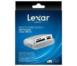 Lexar Lettore Multi-Card 25-in1 USB 3.0