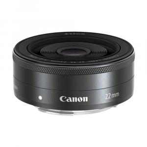 Canon EF-M 22mm f/2 STM – Garanzia Canon Italia