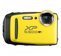Fujifilm FinePix XP130 Yellow – Garanzia Fujifilm Italia