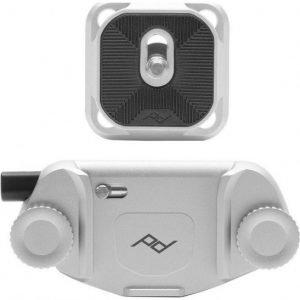 Peak design CP-S-3 Silver Capture Camera Clip v3