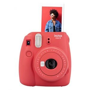 Fujifilm Instax Mini 9 Flamingo Red