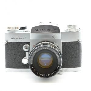Miranda Sensorex II con 50 F 1.8
